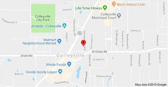Allen Wealth Advisors, 5004 Thompson Terrace #102, Colleyville TX - Google Maps